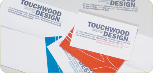 Touchwood Stationery